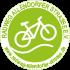 Radwegmeter Allendorfer Straße – Borgloh Logo